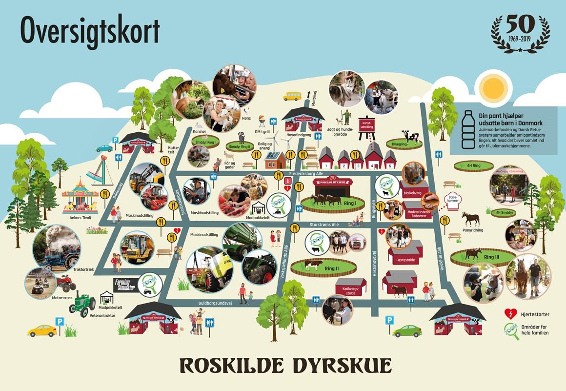 Roskilde Dyrskue Er Danmarks Storste Dyrskue